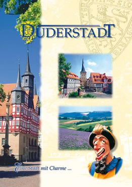 """Duderstadt """"Eine Stadt mit Charme"""" - Image-Broschüre©Stadt Duderstadt"""