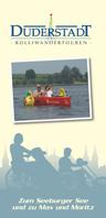 Rolliwandertouren - Zum Seeburger See und zu Max und Moritz©Stadt Duderstadt