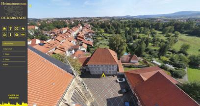 Virtueller Rundgang Heimatmuseum©Stadt Duderstadt
